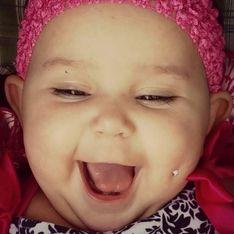 Mutter schockiert das Internet mit einem Piercing für ihr 6-Monate altes Baby