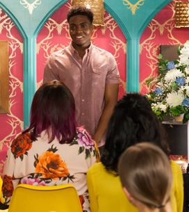 Hollyoaks 20/07 - Zach Has A Proposal For Leela