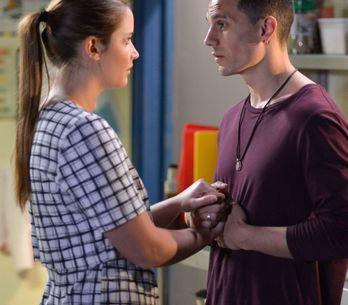 Eastenders 17/07 - Steven Avoids Lauren's Questions Over His Shocking News