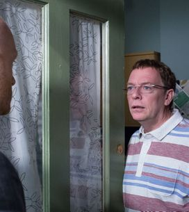 Eastenders 18/07 - Max Gives A Heartfelt Speech To Ian About The Chippy