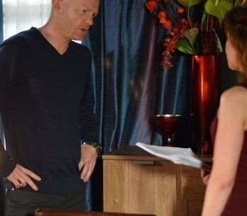 Eastenders 21/07 - Carmel Questions Max, But Will She Believe Him?
