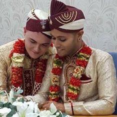 Le Royaume-Uni a célébré son premier mariage gay musulman (photos)