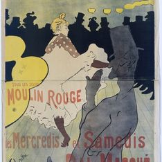 Dica cultural? Toulouse Lautrec no Masp!