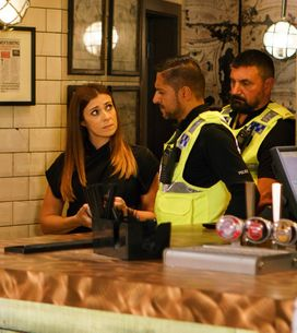 Coronation Street 28/07 - Robert And Michelle Realise They're Being Targeted