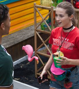 Hollyoaks 26/07 - Prince And Lily Decide They Want To Be Together