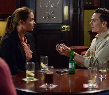 Eastenders 25/07 - Abi Is Shocked When Steven Proposes To Lauren