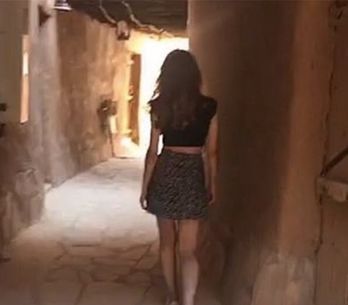 A Woman In Saudi Arabia Is Being Investigated By Police For Wearing A Mini Skirt