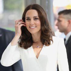 Vous allez adorer la réponse de Kate Middleton quand on lui dit qu'elle est parfaite !
