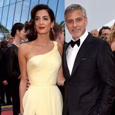 Amal et George Clooney, première sortie en amoureux depuis la naissance de leurs jumeaux (Photos)