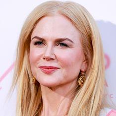 Nicole Kidman, 50 ans et un corps de rêve en maillot de bain rouge échancré (Photos)