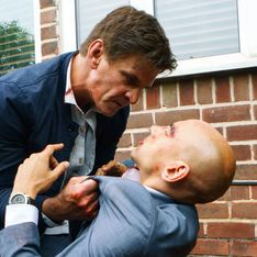 Coronation Street 07/08 - Michelle's Plight Tips Robert Over The Edge