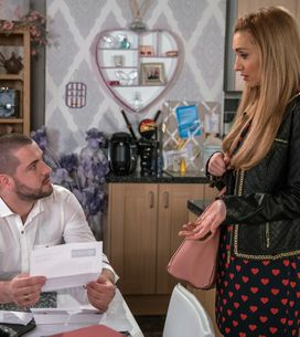Coronation Street 11/08 - Has Eva Been Found Out?