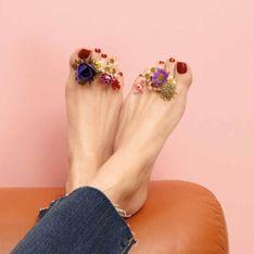 Mon rituel beauté pour de jolis pieds