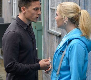 Eastenders 07/08 - Abi Confronts Steven