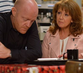 Eastenders 11/08 - The Pressure Grows For Max