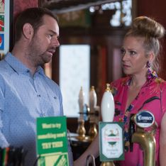 Eastenders 14/08 - Things Remain Tense Between Mick And Linda