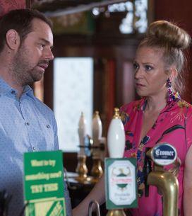 Eastenders 14/08 - Things Remain Tense Between Mick And Linda