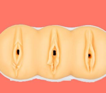 Every Hole's A Goal! Introducing The New Three-Holed Sex Toy For Men
