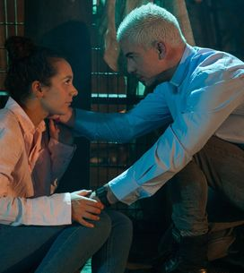 Hollyoaks 22/08 - Shane Kidnaps Joel and Cleo