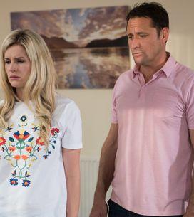 Hollyoaks 23/08 - Tony Urges Mandy To Leave Luke