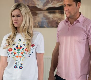 Hollyoaks 23/08 - Tony Urges Mandy To Leave Luke