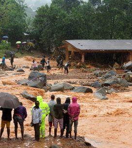 Catástrofe en Sierra Leona: los datos de la tragedia