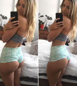 Picture-proof Toned AF Personal Trainers Have Cellulite, Too