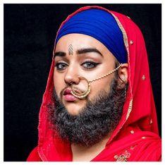 La plus belle barbe appartient à cette femme égérie beauté masculine