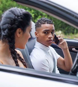 Hollyoaks 31/08 - Hunter And Neeta Take Mac's Car On A Countryside Date