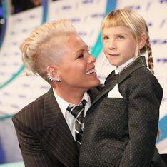 Pink adresse le plus beau des messages à sa fille de 6 ans aux Video Music Awards (vidéo)