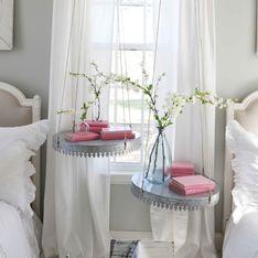 Pimp my bedroom! 7 geniale Alternativen zum Normalo-Nachttisch