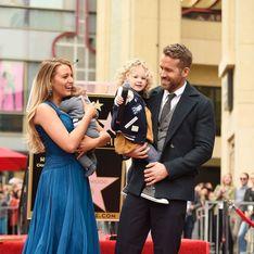 Blake Lively et Ryan Reynolds, sortie en famille avec leurs deux filles (Photos)