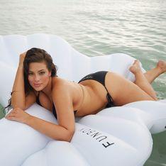 Las curvas son sexys y Ashley Graham lo ha vuelto a demostrar este verano