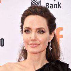 Angelina Jolie, heureuse avec ses enfants sur le tapis rouge du Festival de Toronto (Photos)