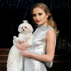 Desfile perruno en la New York Fashion Week: ¡mira qué monadas!
