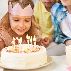 Tout pour un goûter d'anniversaire inoubliable