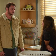 Eastenders 28/09 - Martin Tries To Get Through To A Fuming Stacey
