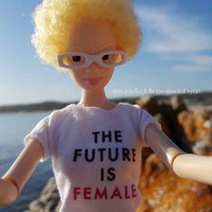 Découvrez Alexa, la poupée albinos qui promeut toutes les beautés (photos)