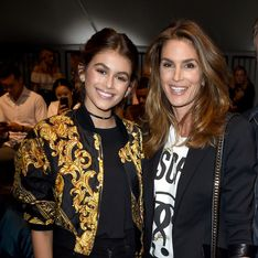 Kaia Gerber, la fille de Cindy Crawford a bien grandi et domine la Fashion Week (Photos)