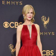 Nicole Kidman y su vestidazo rojo de los Premios Emmy, mejor look de la semana