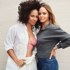 Alicia Keys et Stella McCartney s'engagent dans la lutte contre le cancer du sein (photos)