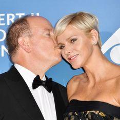 Albert et Charlène de Monaco, amoureux et élégants à Monte-Carlo (Photos)