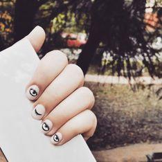 La manicura a lo Chiara Ferragni que tú también querrás llevar