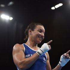 Sarah Ourahmoune, la boxeuse entrepreneuse