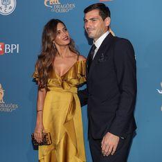 Sara Carbonero y su espectacular vestido de invitada, mejor look de la semana