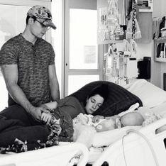 Die Mutter eines krebskranken Kindes bedankt sich bei allen Krankenpflegern
