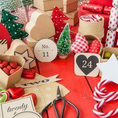 Alles zum Verpacken: Adventskalender-Zubehör zum Basteln und Gestalten!
