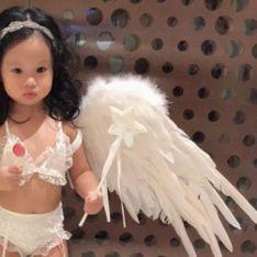 Choquant ! Elle expose sa fille de 2 ans en porte-jarretelles et soutien-gorge sur Instagram