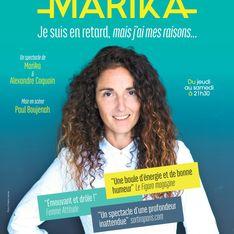 Marika dépeint un portrait de femme moderne dans Je suis en retard mais j'ai mes raisons (interview)