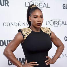 Pour son mariage, Serena Williams a porté trois robes dignes d'un conte de fées ! (photos)